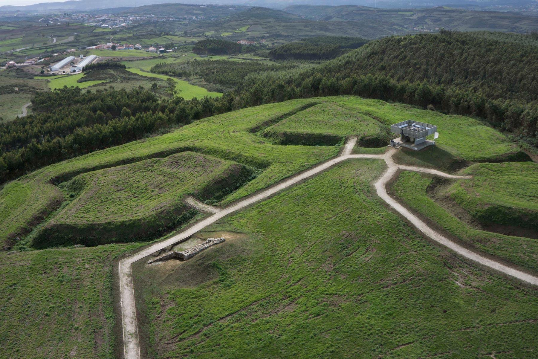 Imagem do forte de alqueidão